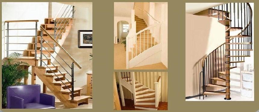 Gebruikte trappen